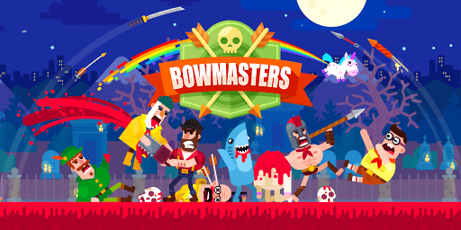 تحميل لعبة Bowmasters