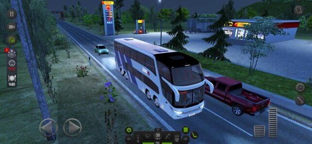 bus simulator ultimate مهكرة 2021
