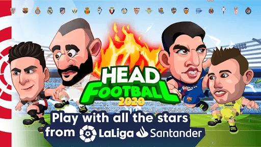 تحميل لعبة Head Football Liga