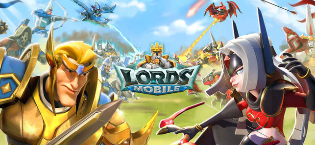 تنزيل Lords Mobile 2.23 مهكرة للاندرويد
