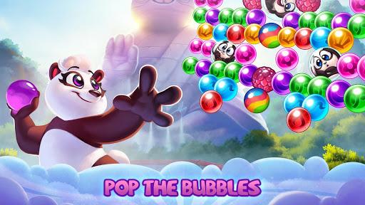 تحميل لعبة panda pop مهكره