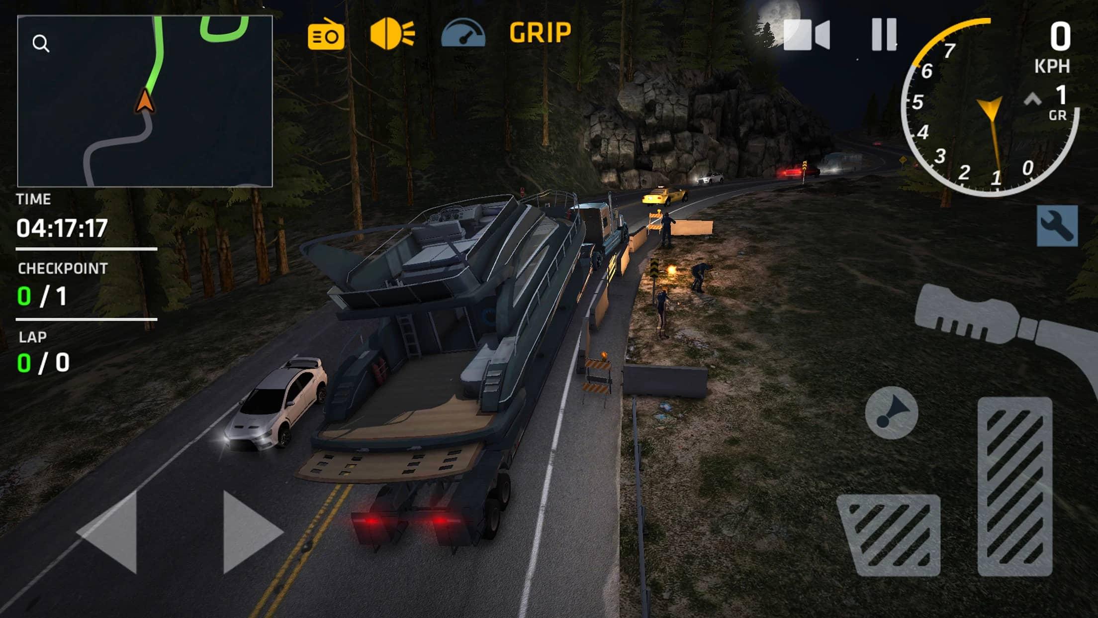 تحميل Ultimate Truck Simulator مهكرة للاندرويد