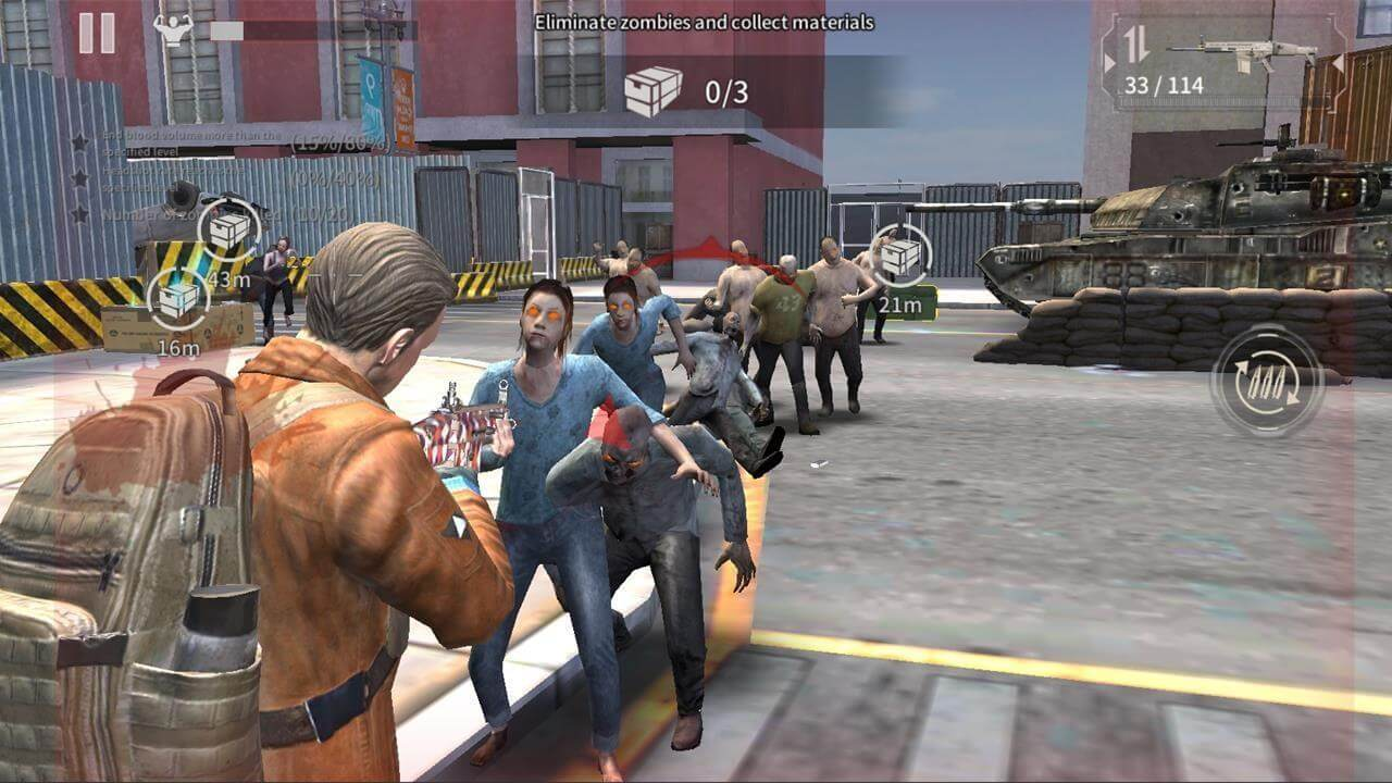 تحميل لعبة Zombie City Survival